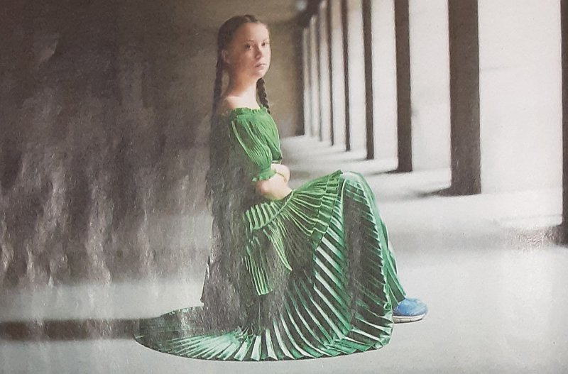 Greta Thunberg, Climate and Environmental Actifist